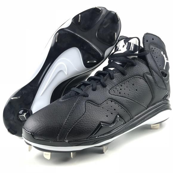quality design 87355 95978 Nike Jordan 7 Retro Men's Baseball Metal Cleats